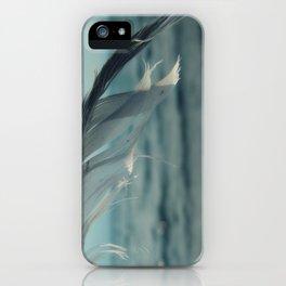 Ocean Feather iPhone Case