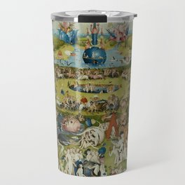 The Garden Of Earthly Delights (Extreme High Quality) Travel Mug