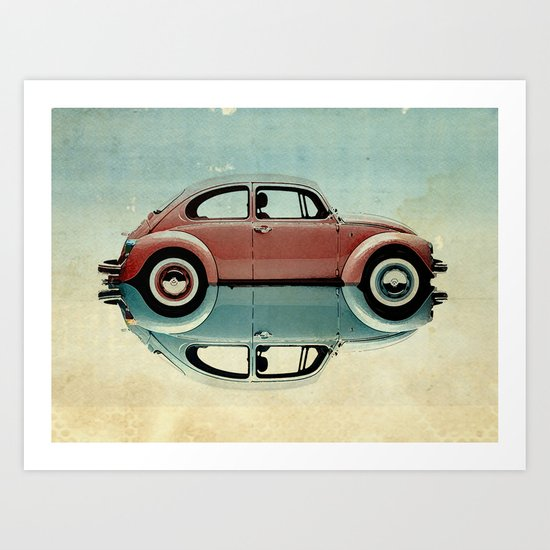 love bug Art Print