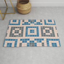 Quilted Rug