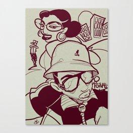 Originals  Canvas Print