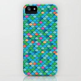 Aquata Mermaid iPhone Case