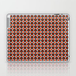CHECK IT RED Laptop & iPad Skin