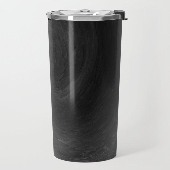 Blackness  Travel Mug