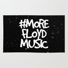 More Floyd Music Space Rug