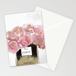 Pink Scented Stationery Cards