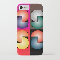 cinema iPhone & iPod Cases featuring Cinema by Sants Armand