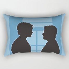 Pilot Supernatural (Silhouette Collection) Rectangular Pillow
