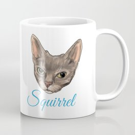 Squirrel Boi Coffee Mug