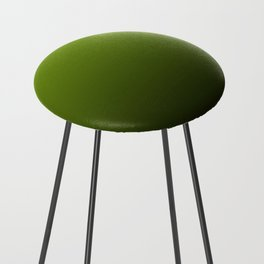 Ombre | Lime Green and Charcoal Grey Counter Stool