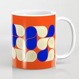 Mid-century geometric shapes-no10 Coffee Mug