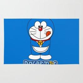 Doraemon cute2 Rug