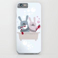 Conejitos / Bunnies Slim Case iPhone 6s