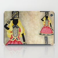 england iPad Cases featuring England by Dany Delarbre