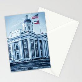 Deep South City Hall Stationery Cards