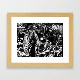 Abstrart_1 Framed Art Print