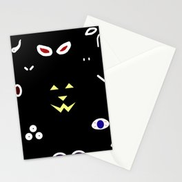 Eyes in the Dark Stationery Cards