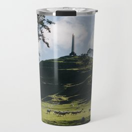 One Tree Hill in Auckland Travel Mug