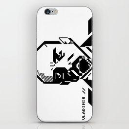 Vladimir iPhone Skin