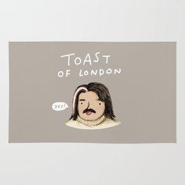 Toast of London Rug