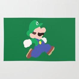 Mario Party (Luigi) Rug