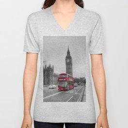 Westminster Bridge Unisex V-Neck