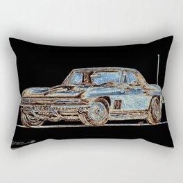 1967 Stingray Rectangular Pillow