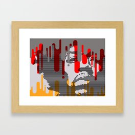 JIMI0307 Framed Art Print