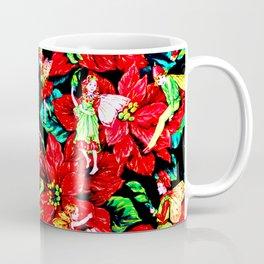 Fairy Flower | Christmas Spirit Coffee Mug