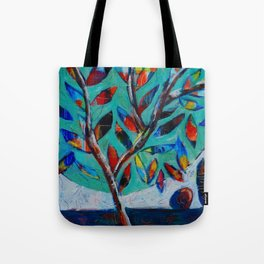 A Magic Tree Tote Bag