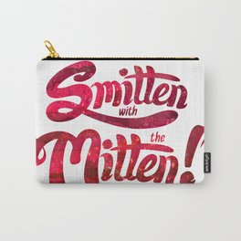 Smitten with the Mitten Carry-All Pouch