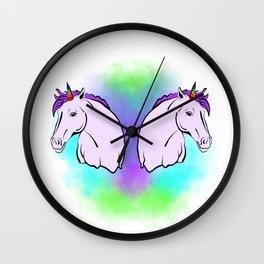 Unicorn Appreciation Wall Clock