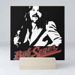 bob seger album 2020 ansel8 Mini Art Print