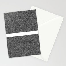 Noise Interrupted Stationery Cards