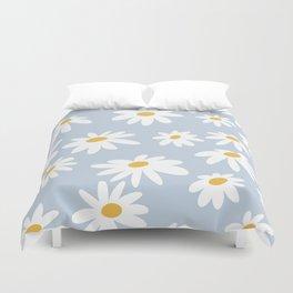 Lazy Daisies  Duvet Cover