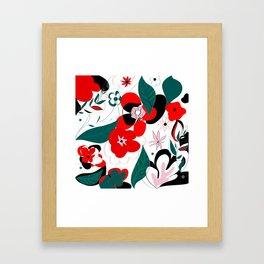 Naturshka 33 Framed Art Print
