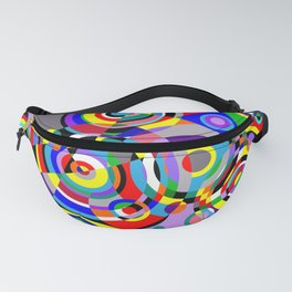 Raindrops by Bruce Gray Fanny Pack