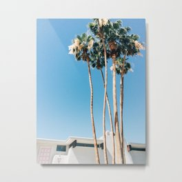 Sierra Way, Palm Springs Metal Print