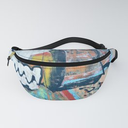 Art Piece by henry perks Fanny Pack