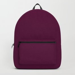 Red wine Backpack