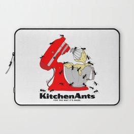 Kitchen Ants Laptop Sleeve