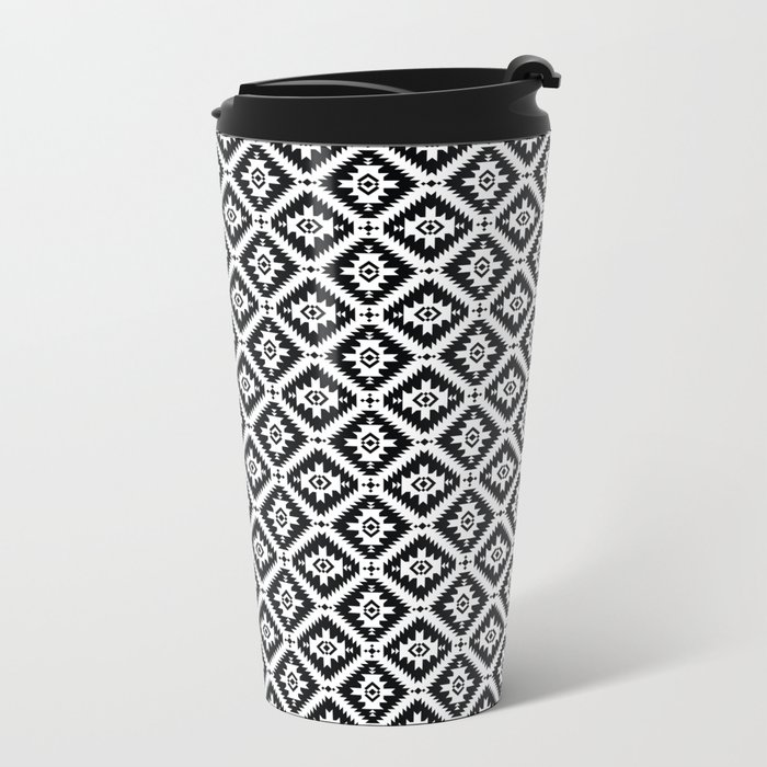 NavNa BW Metal Travel Mug