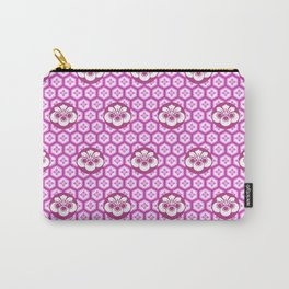 paulownia flowers japanese style Carry-All Pouch