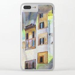 L'Aventure Clear iPhone Case