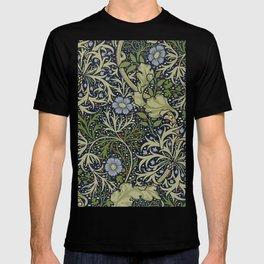 William Morris Seaweed Pattern T-shirt