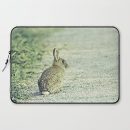 Wild Welsh Rabbit. Laptop Sleeve
