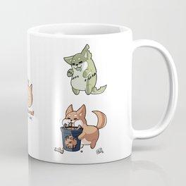 Shibb#07 - Shiballoween Coffee Mug