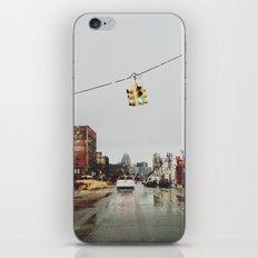 Gratiot Ave - Detroit, MI iPhone & iPod Skin