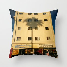 Venice Beach Los Angeles California Throw Pillow