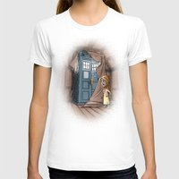 narnia T-shirts featuring Bigger on the Inside! by Billy Allison